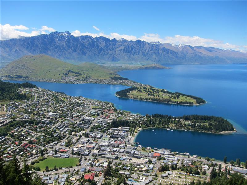 Photo from Queenstown, New Zealand