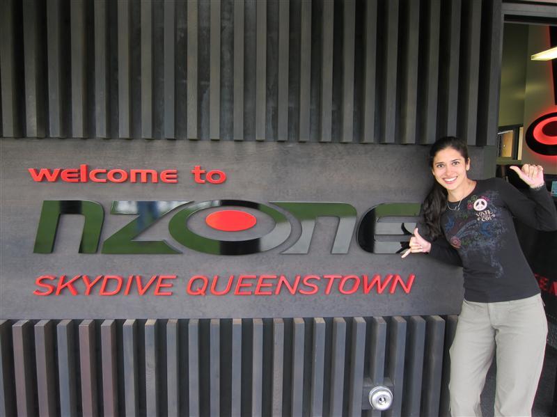 Photo from Queenstown, New Zealand