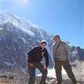At Salkantay Pass