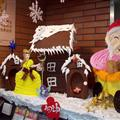 Wallyworlds Christmas Gingerbread Land-luv Santa!!!