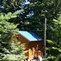 Cabin on Lummi Island