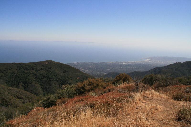 Pretty View of Santa Barbara