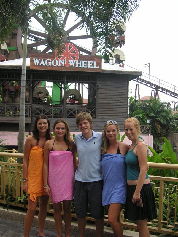 The Theme Park