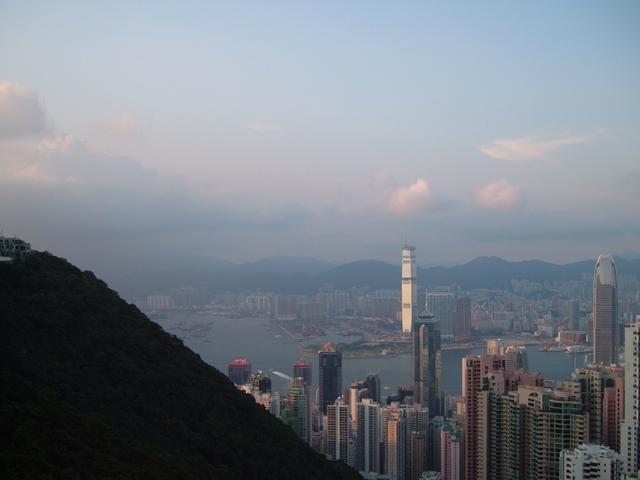 Hong Kong overdag