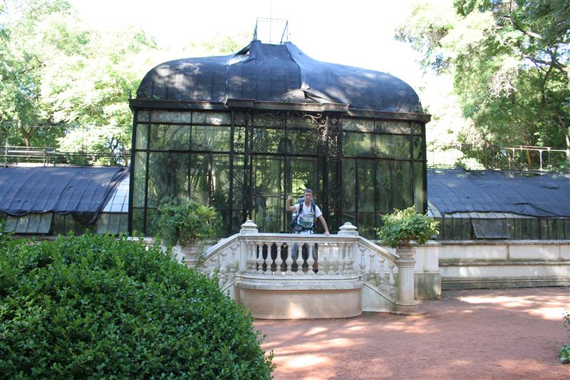 Botanischer Gerten in Buenos Aires