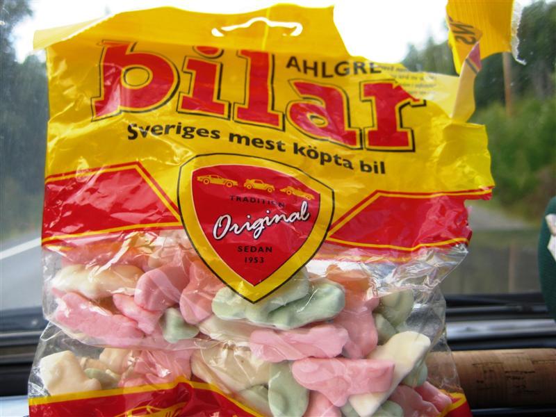 For my Swedish friends: a traditional Swedish treat!