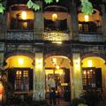 Old beautiful houses in Hoi An
