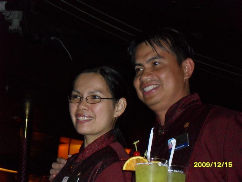 Glenda and Edwin