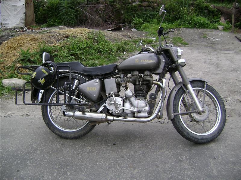 my bike when its clean