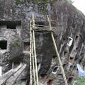 cave graves in tana toraja