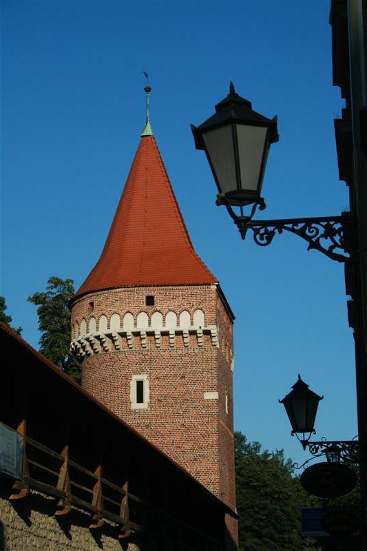 Street Scape Krakow