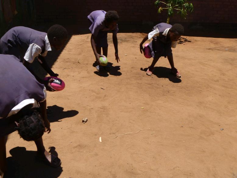 Ball Handling activities