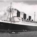 Queen Mary WWII transport