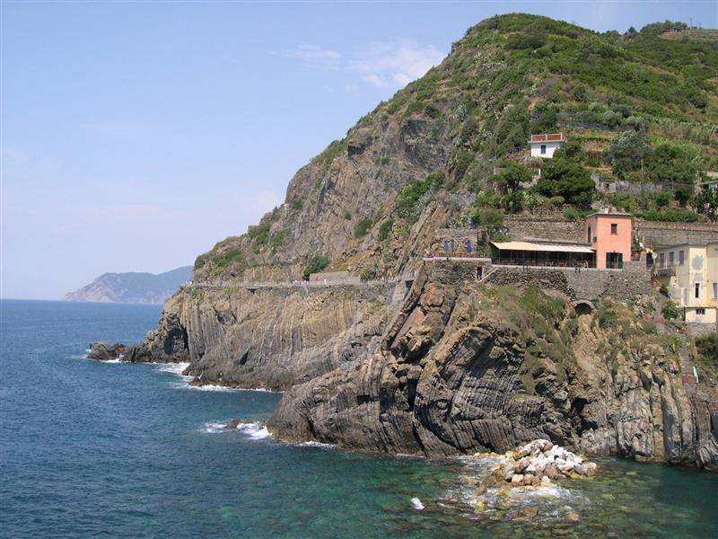 Photo from Corniglia, Italy