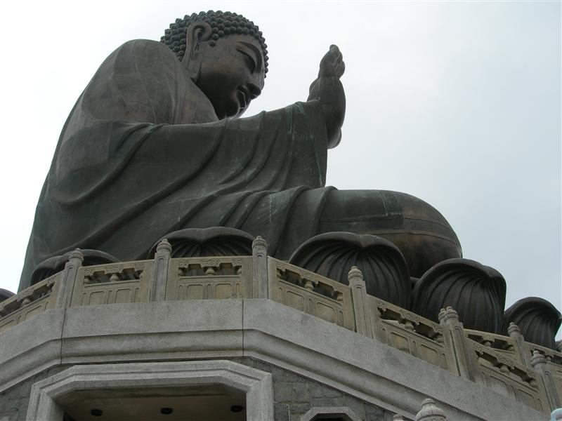 Big Buddha in all his glory