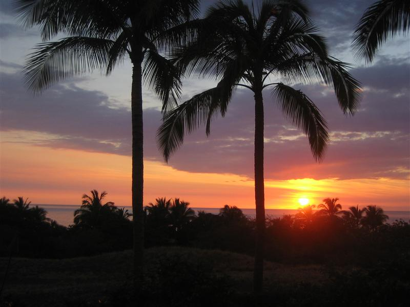 Incredible Hawaii Sunset