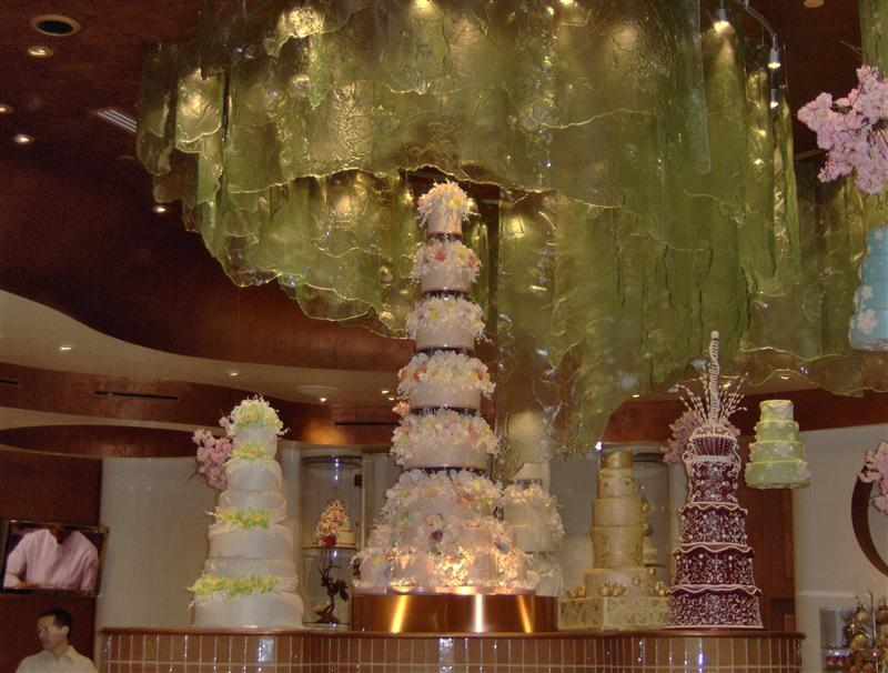 Chocolate & Pastry shop in the Bellagio